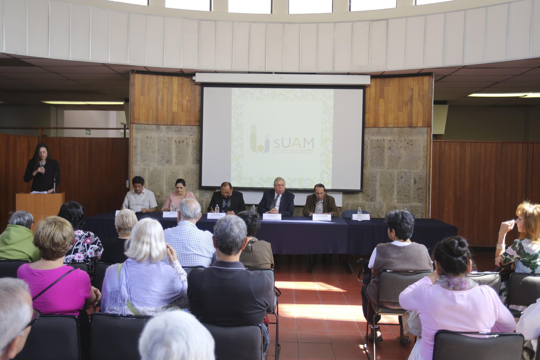Se realizó esta ceremonia en la sede Agua Azul de la Biblioteca Pública del Estado de Jalisco