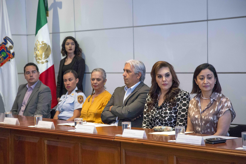 Entrega de reconocimientos a 34 mujeres en conmemoración del Día Internacional de la Mujer –que se celebra este 8 de marzo–, el Centro Universitario de Ciencias Económico Administrativas (CUCEA)