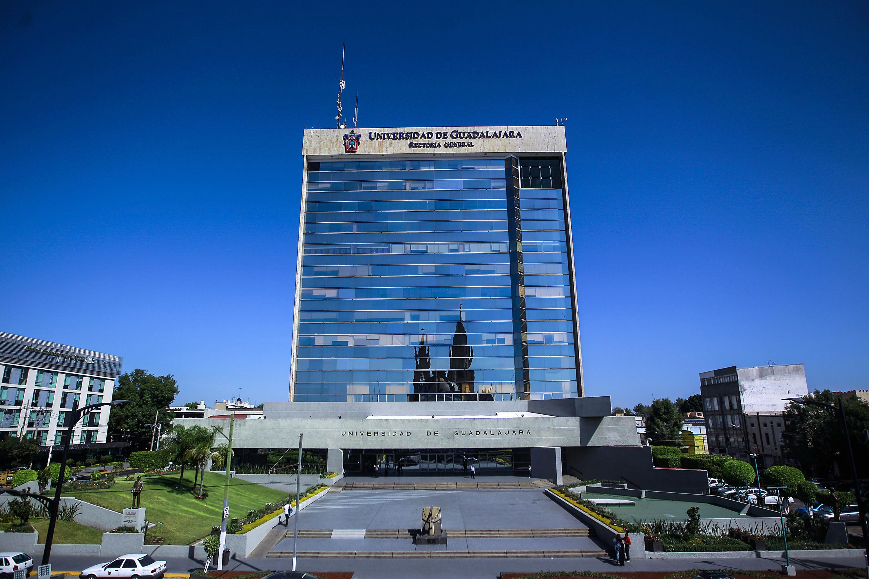 Edificio de Rectoría General  de la Universidad de Guadalajara