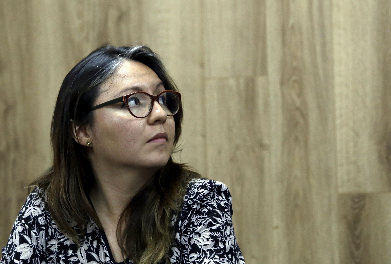Doctora Mónica Montaño, Coordinadora del observatorio de Procesos Electorales.