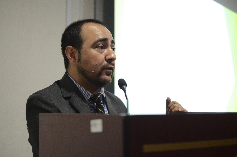 El doctor Correa fue invitado con motivo del Día Mundial de la Salud, celebrado el pasado 7 de abril