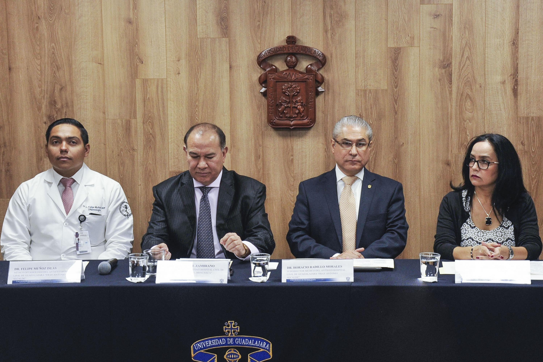 Conferencia de prensa para dar a conocer la Campaña Gratuita de Detección de Catarata 2018.