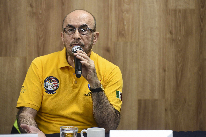 El doctor Neri Vela hablo de las oportunidades que tiene México en materia cientifica