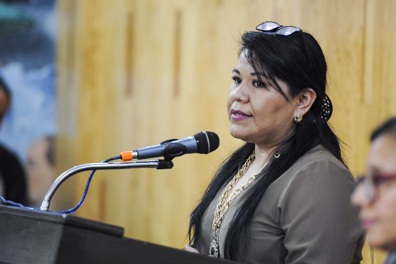 Dra. María del Rosario López Moguel es Secretario de la Escuela Politécnica Guadalajara
