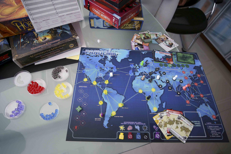 Bajan Niveles De Estres Con Juegos De Mesa En El Cucs Universidad