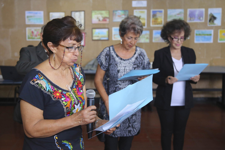 Estudiantes del SUAM leyeron sus proyectos de narrativa