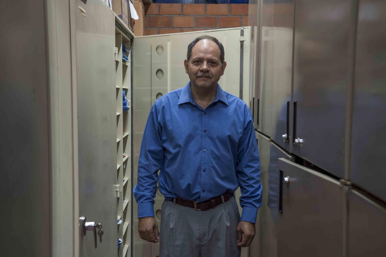 Doctor Ramón Cuevas Guzmán, investigador del  CUCSur