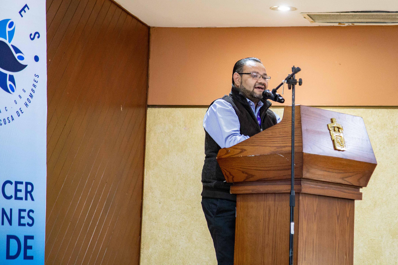 Ingeniero José Carlos Izaguirre Zavala, presidente de la Asociación Civil Cómplices,