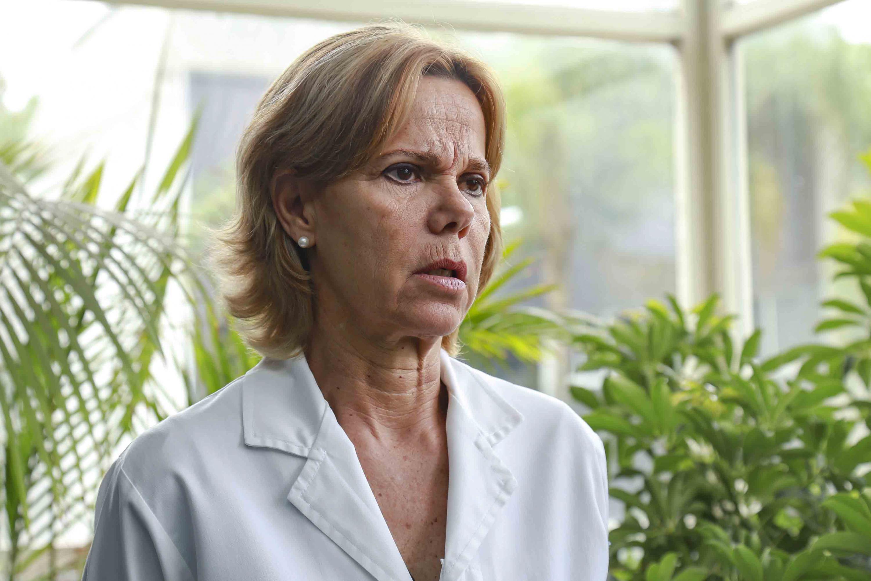 Doctora Mary Fafutis Morris, investigadora del Laboratorio de Inmunología del CUCS