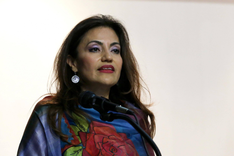 Doctora Patricia Rosas Chávez, Coordinadora de Innovación Educativa y Pregrado de la Universidad de Guadalajara
