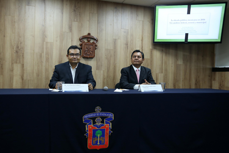 Rueda de prensa para hablar sobre el acuerdo para reformar el Tratado de Libre Comercio (TLC), México y Estados Unidos de América (EUA)