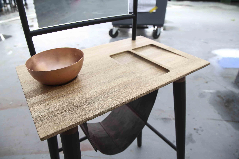 Mueble que dota de experiencia sensorial; ganador del concurso nacional Dimueble.