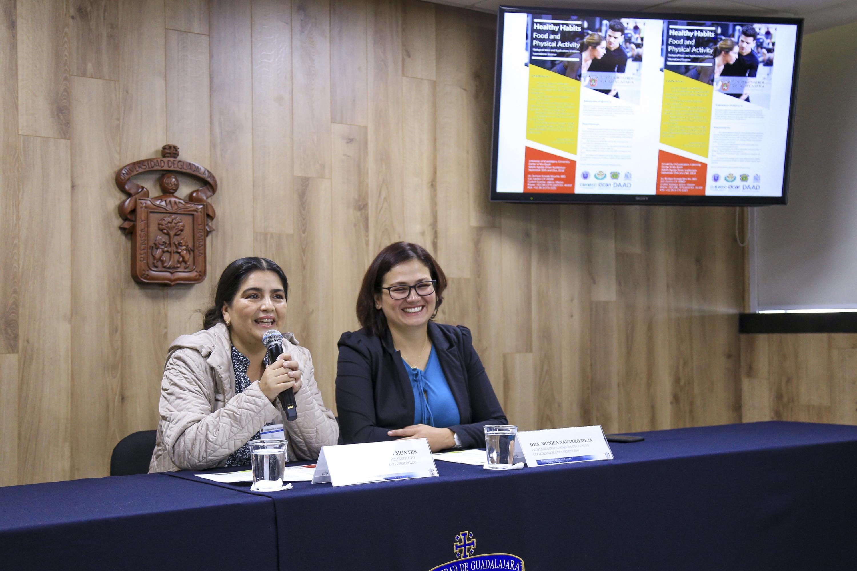Profesora investigadora del Instituto Tecnológico de Veracruz-Tecnológico Nacional de México, doctora Carolina Peña Montes