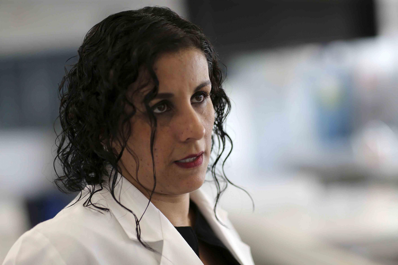 La doctora Eunice Medina Díaz habló sobre los objetivos de su investigación