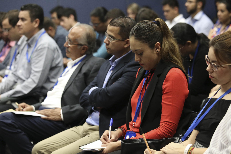 Público asistente al evento