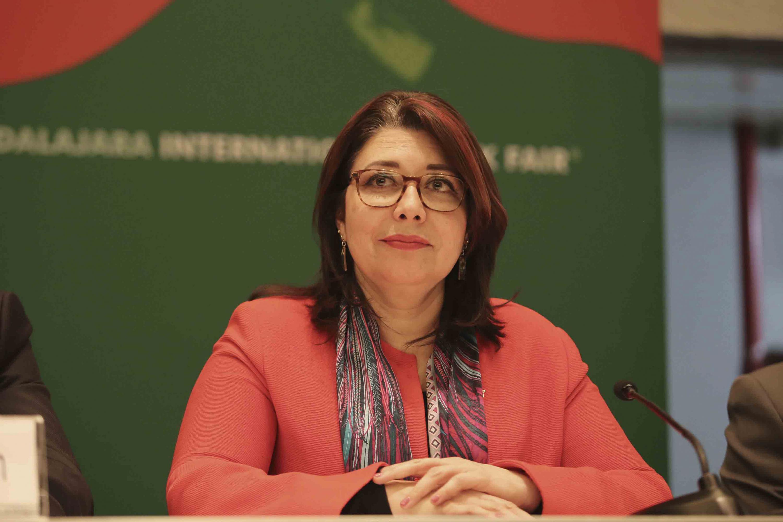 Doctora Carmen Enedina Rodríguez Armenta