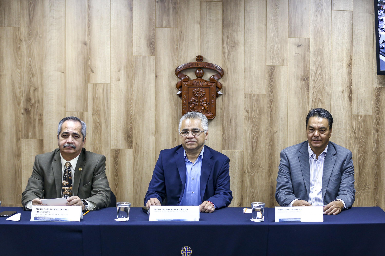 Rueda de prensa para dar a conocer un total de 28 planes de estudio tecnológicos en la Zona Metropolitana de Guadalajara (ZMG) y algunas regiones de Jalisco