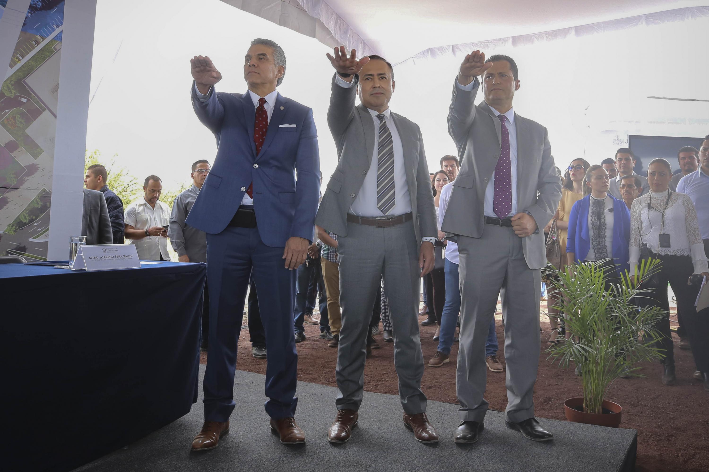 Toma de protesta de las nuevas autoridades del OPD Hospital Civil de Guadalajara, para el periodo 2019–2022