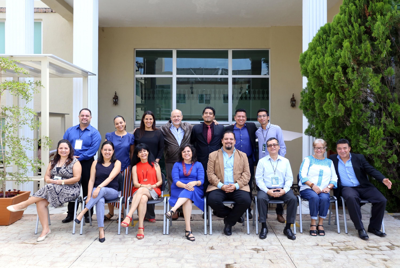 Investigadores y académicos participan en la octava reunión de la Red Universitaria de Gestión Cultural México