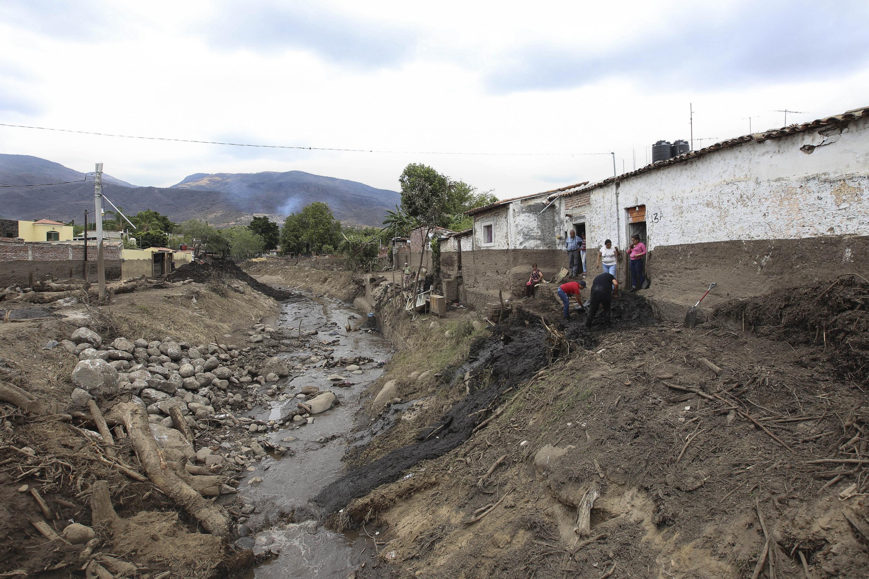 Río Salsipuedes, que atraviesa dicha localidad