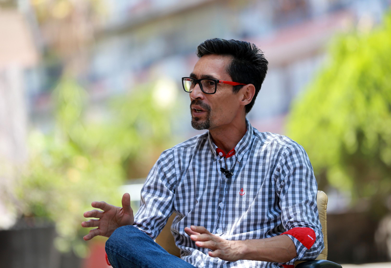 El académico de la Universidad de Guadalajara (UdeG), Reynaldo Radillo Enríquez