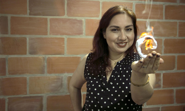 Premio Matilde Hidalgo de Ecuador, Solange Rodríguez