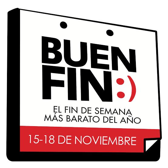 Logo publicitario de Buen Fin