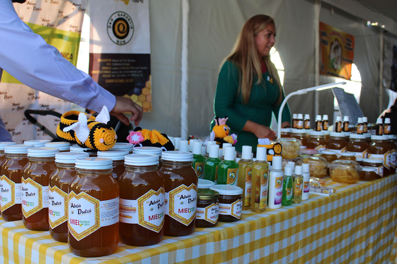La Feria Jalisciense de la Miel, y el VI Día del Apicultor en el Centro Universitario del Sur (CUSur)