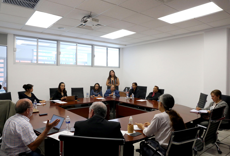 """Académicos y especialistas reunidos en el I Coloquio de Investigación: """"Desaparición forzada de personas"""""""