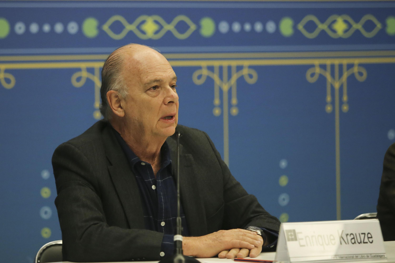 El director Enrique Krauze