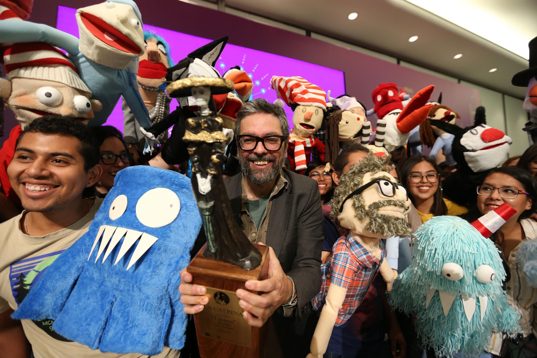 Reconocen al argentino Ricardo Siri Liniers, durante el XVIII Encuentro Internacional de Caricatura e Historieta