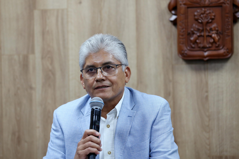 El doctor Raúl Dueñas González