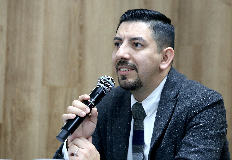 El Coordinador del Módulo de Patología Clínica, del XXII Congreso Internacional Avances en Medicina (CIAM 2020), doctor César Jonathan Vargas Carretero
