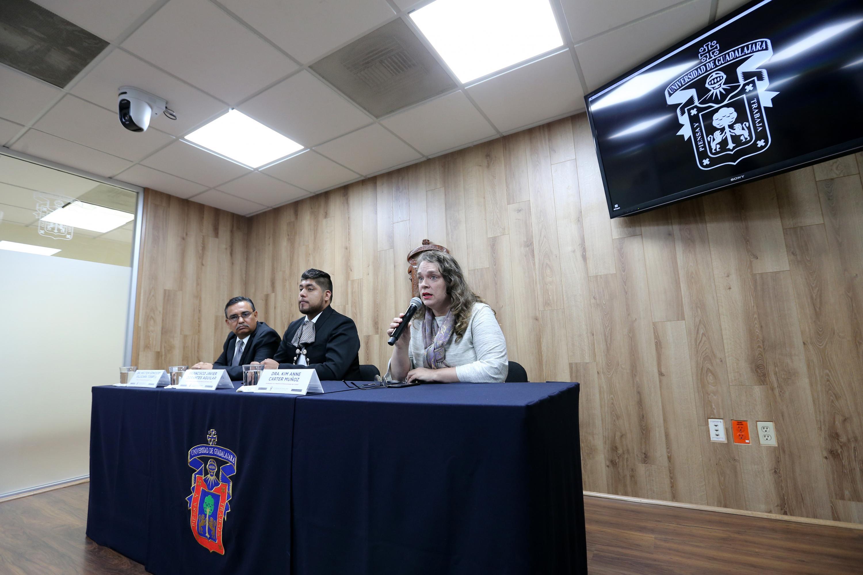 Rueda de prensa para dar a conocer los logros del Mariachi Universitario y sus proyectos 2020