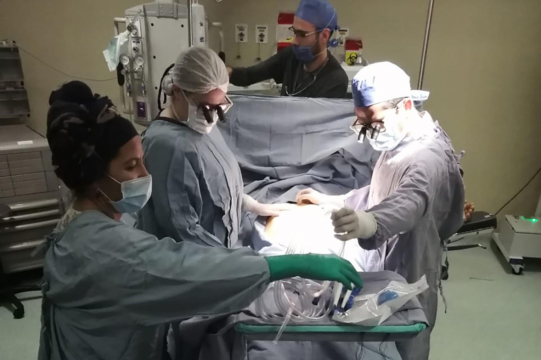 """Se realizó la primera donación multiorgánica del año en el Nuevo Hospital Civil de Guadalajara """"Dr. Juan I. Menchaca"""""""