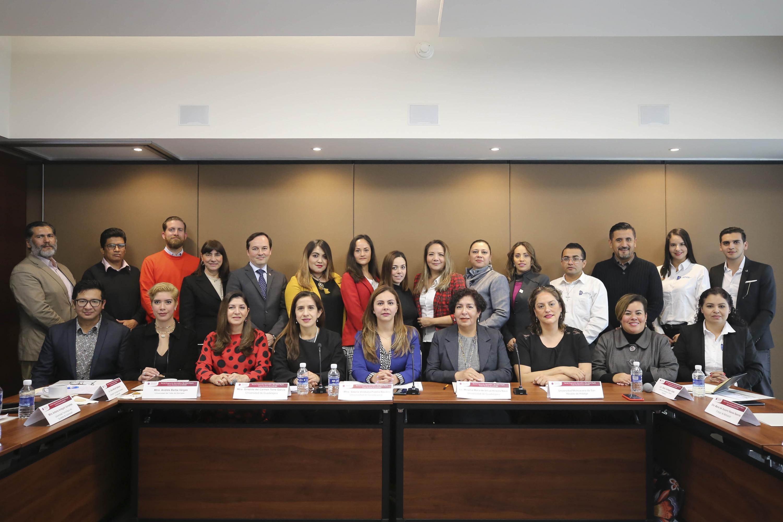 Representantes de un total de 23 universidades e instituciones de educación superior, de seis entidades del país, participaron este martes 28 de enero en la reunión ordinaria de la Red de Cooperación