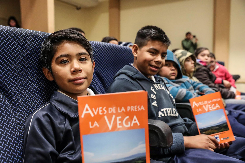 encuentro con interesados en la preservación de la presa de La Vega