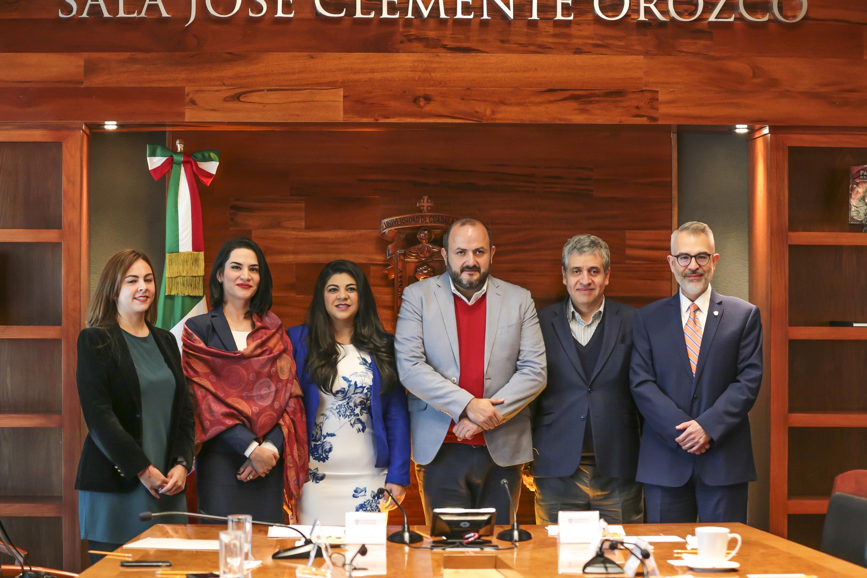 La Universidad de Guadalajara (UdeG) y Global Muners firmaron un convenio  de colaboración