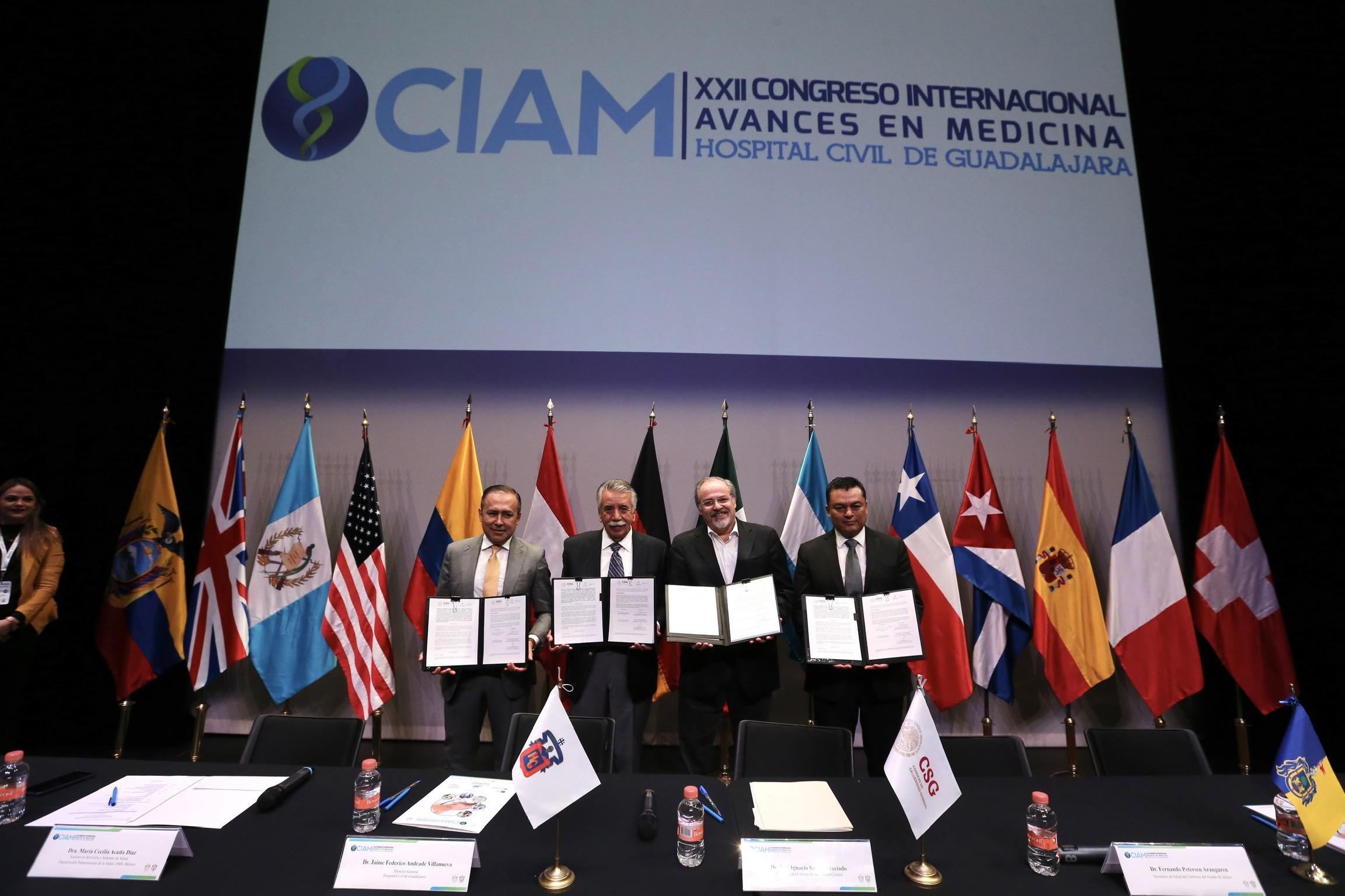 OPD Hospital Civil y todas las instancias de salud de Jalisco se unen a modelo de seguridad del paciente