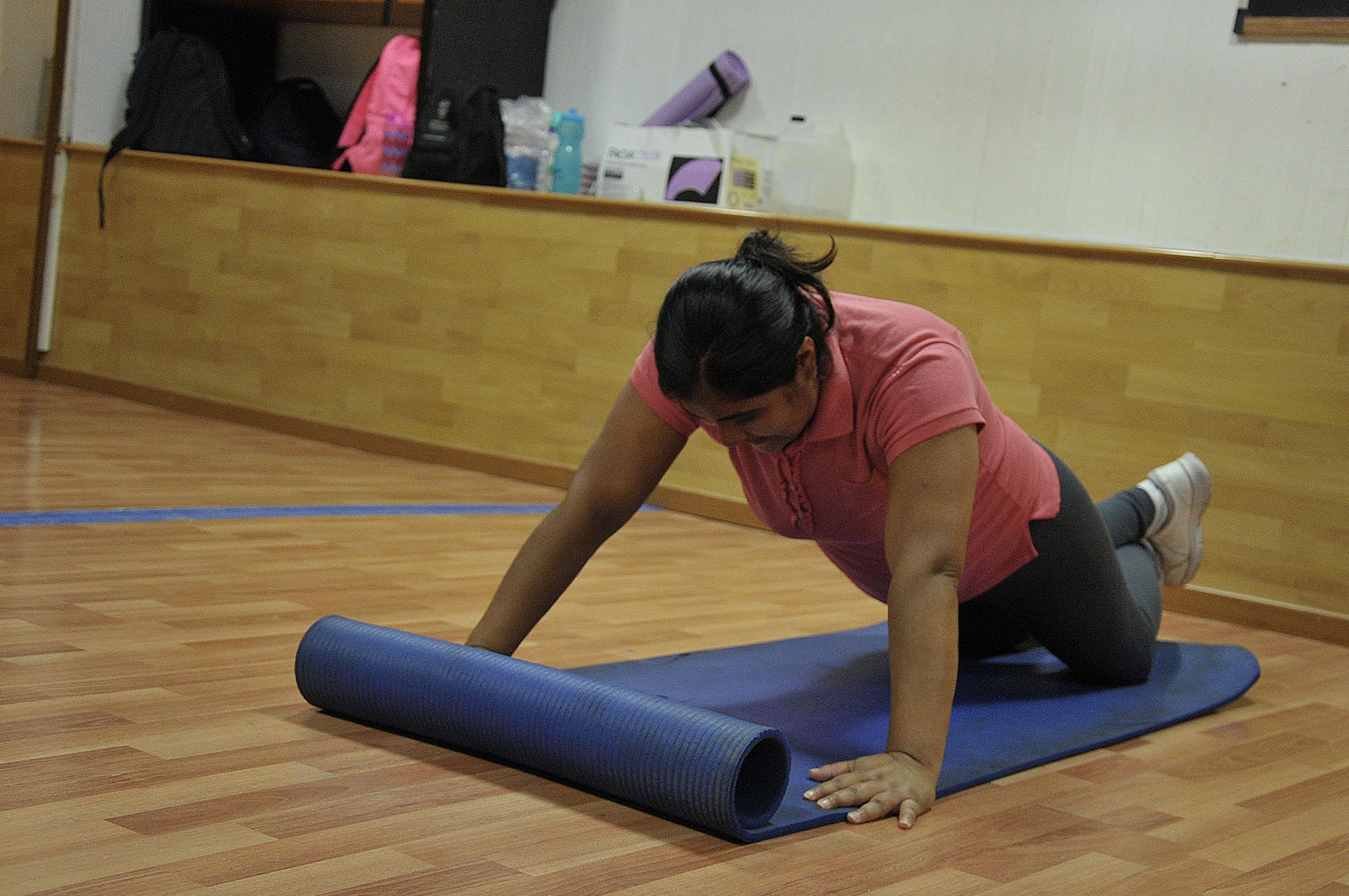 El Día Mundial de la Actividad Física, que se conmemora cada 6 de abril.