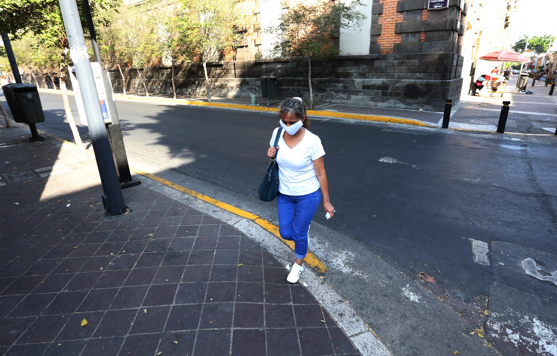 Durante la segunda semana de mayo hubo una tasa de más de 65 por ciento de aislamiento domiciliario en Jalisco para prevenir un mayor contagio de Covid-19