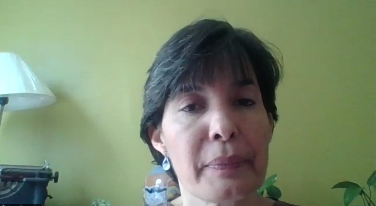 """Participantes al seminario de discapacidad y educación online """"La educación de niños y jóvenes con sordoceguera en México"""""""
