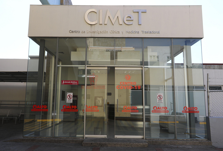 Instalaciones del CIMeT