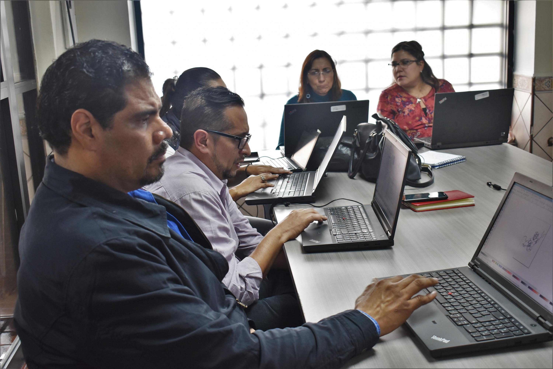 Profesores en curso en línea para de la Red Universitaria