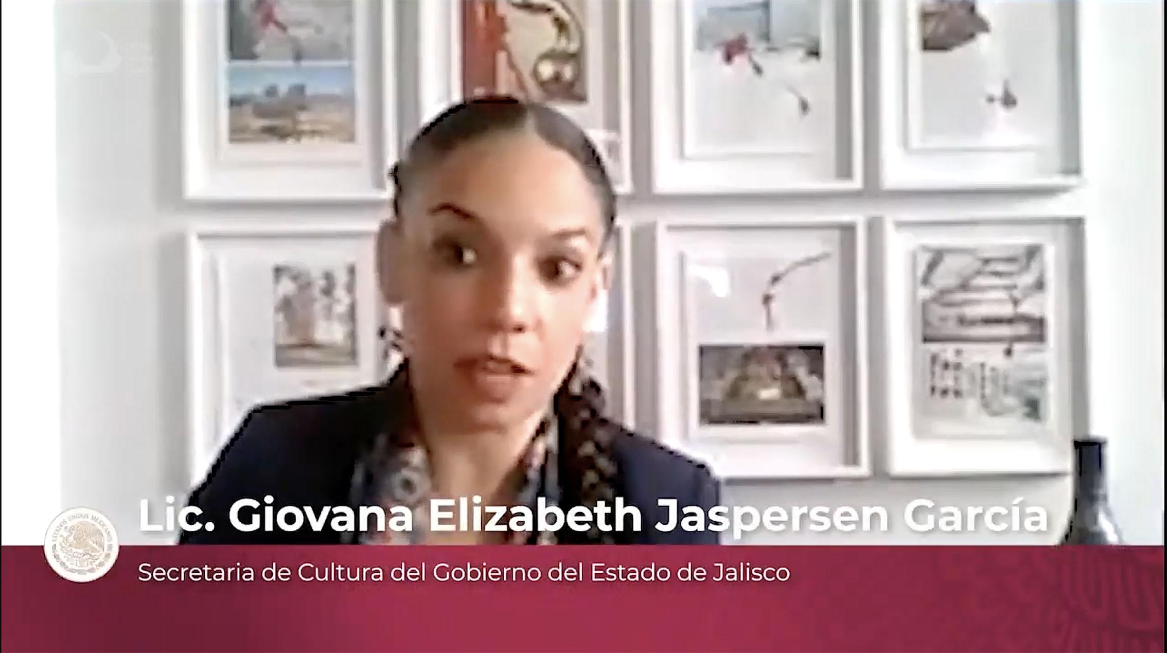 """Participantes a la ceremonia virtual inauguraron la exposición """"Construyendo puentes en época de muros. Arte chicano/mexicano de Los Ángeles a México"""", en el CECUT"""