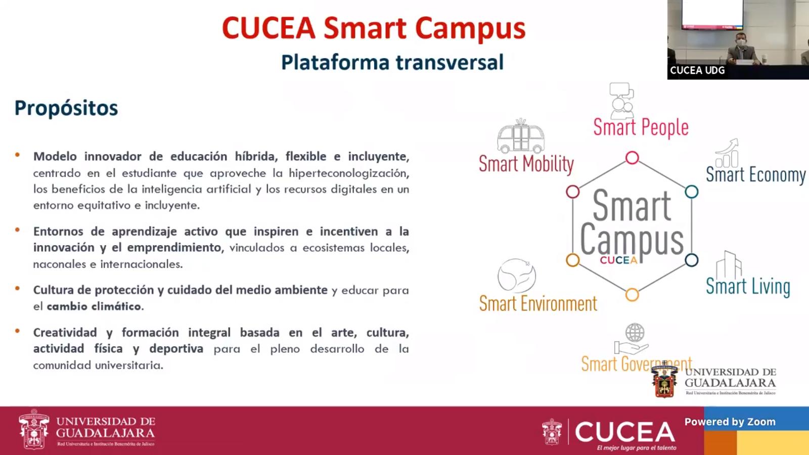 Docentes del campus rediseñan cursos con más demanda para lograr mejores experiencias educativas, en plataforma multimodal e incluyente