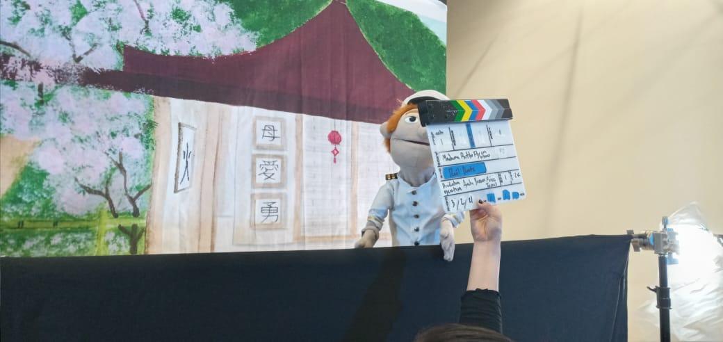 Amalia Yunuen Pérez Torres reunió el trabajo de artistas escénicos, visuales, audiovisuales y músicos para crear una ópera dirigida al público infantil