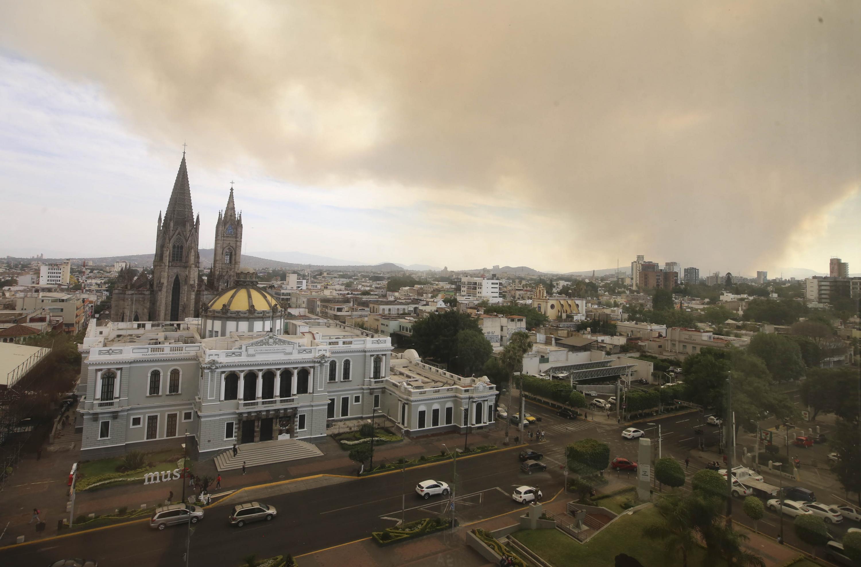 Quemas controladas y programadas evitarían los incendios intensos y dañinos para el ecosistema, advierte el especialista Enrique Jardel Peláez