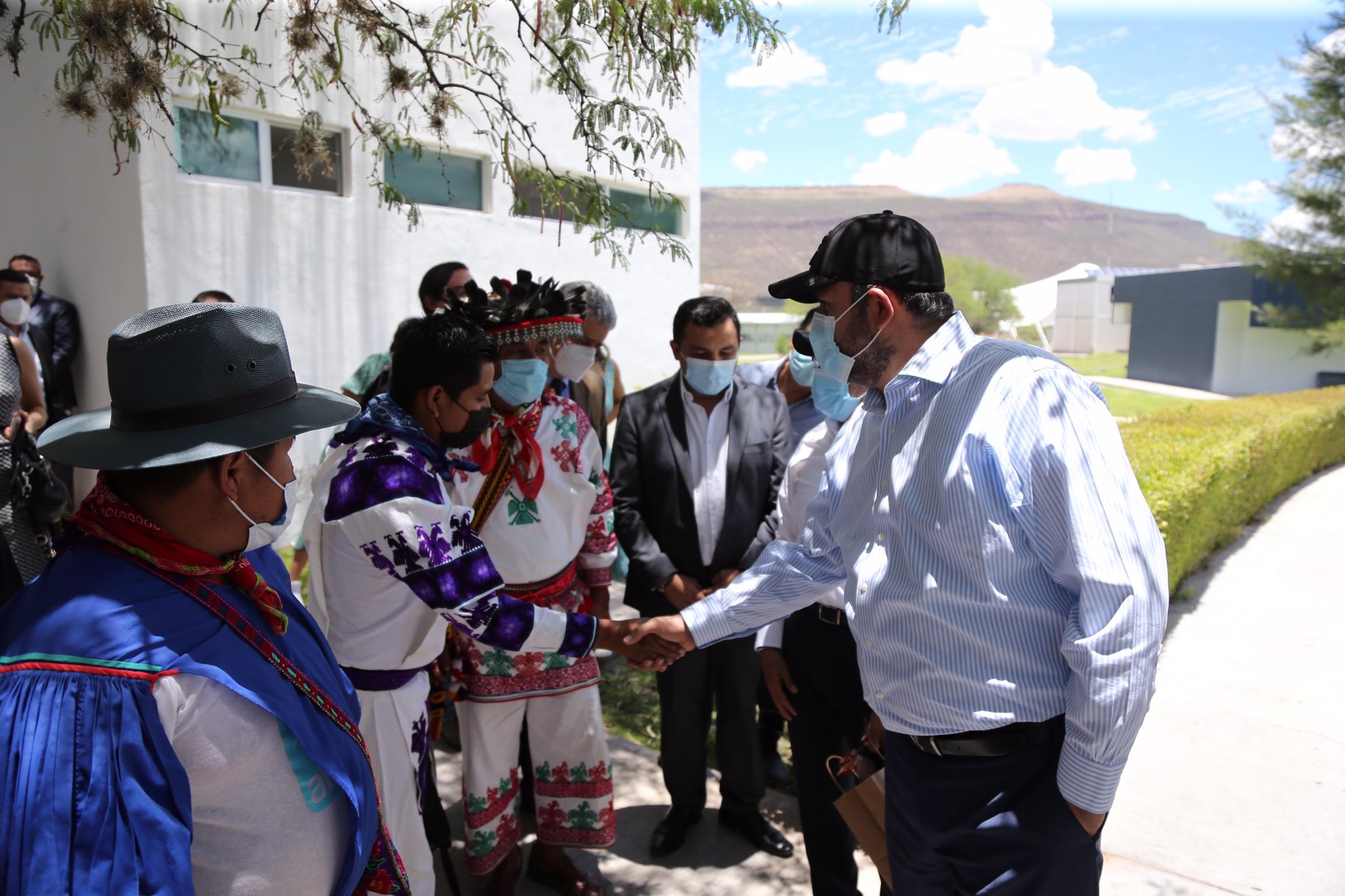 Con una inversión en infraestructura física, este plantel ayudó a prevenir contagios por COVID-19 en el norte de Jalisco y sur de Zacatecas