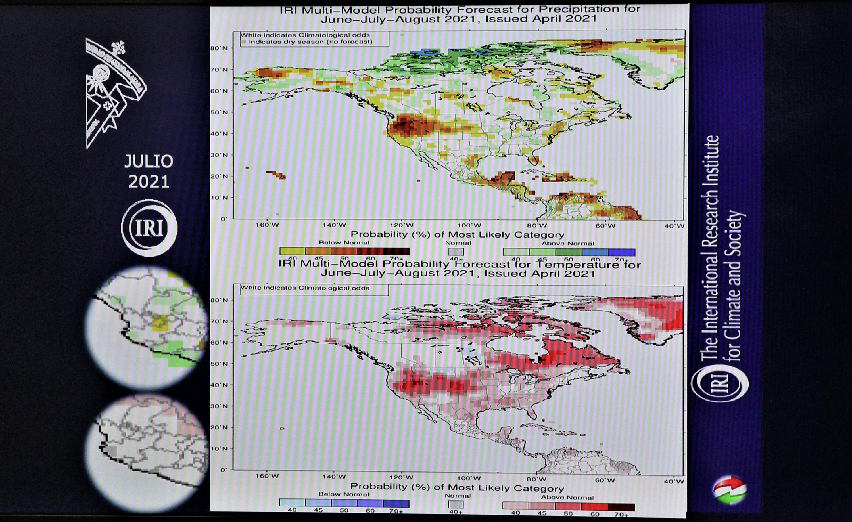 Aunque se estima que ese periodo dura 50 días, la frecuencia de estos días sin lluvia se manifiesta de forma variada según las regiones del país, advierte especialista